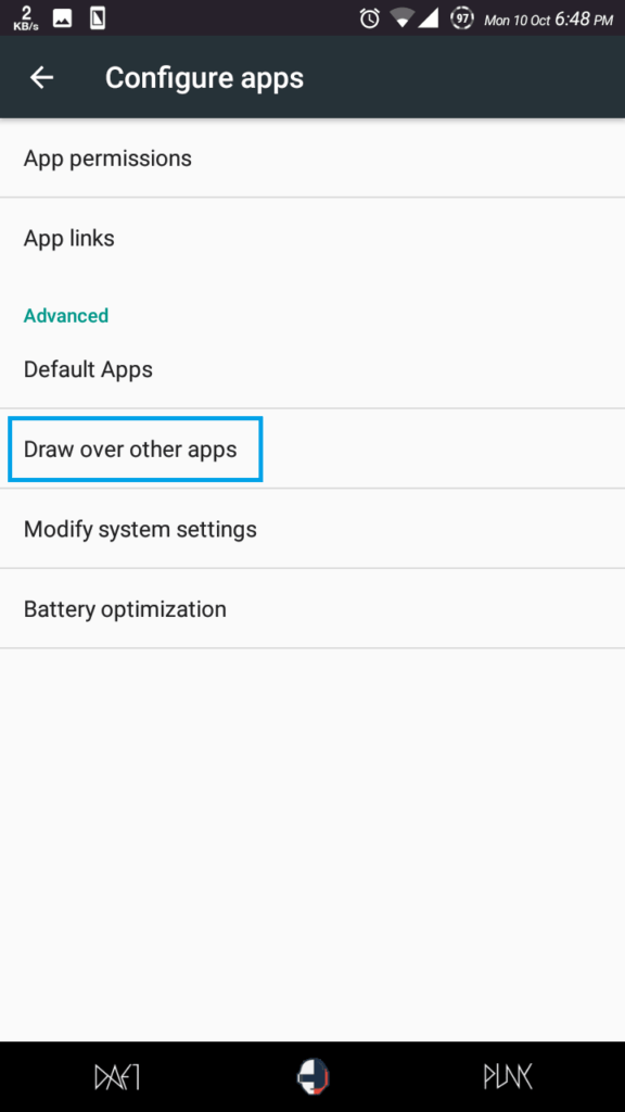 configure-apps